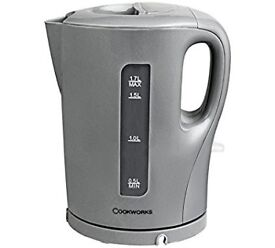 Cookworks Kettle - Grey