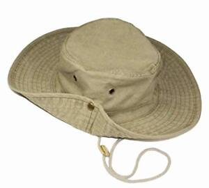 BRAND NEW Kid's Safari Hat sz 7 1/8 (reg $10)