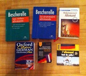 Dictionnaires allemand: tout pour apprendre l'allemand