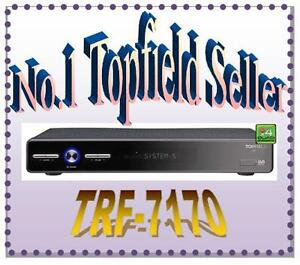 Free Postage & WLAN Dongle / Topfield PVR TRF-7170, Series Recording, 1TB HDD
