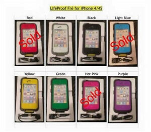 LifeProof Fre Cases *SALE*