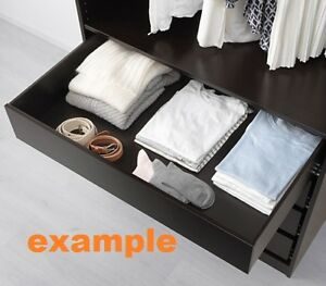 Komplement drawers by IKEA for PAX system Kitchener / Waterloo Kitchener Area image 2