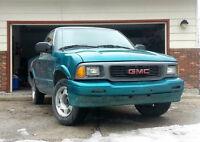 1996 GMC Sonoma - Low Kilometers