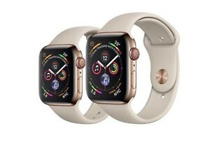 Apple Watch series 4 44mm gold stainless steel