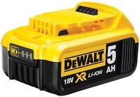 I have brand new 5 amp hour battery