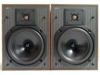 KEF C20 Speakers complete with stands