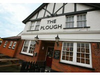 Full and Part Time Bar/ Waiting Staff - Up to £7.20 per hour - Plough, Cheshunt