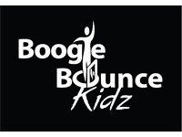Boogie Bounce Kidz - Fitness classes for children