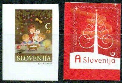 SLOVENIA – 2009  – CHRISTMAS– VF  **