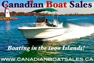 Large selection of pre-owned boats