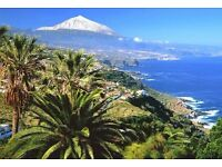 Native Spanish Tutor from the Canary Islands - £11/hr