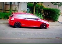 Honda Civic type r . Ep3