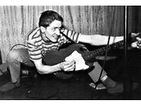 Guitarist seeks Garage punk RnB surf type band....Guitar