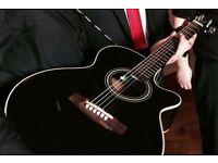 Takamine Electro Acoustic Guitar & Gigbag