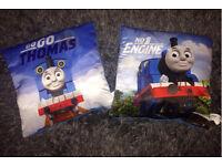2x Thomas the Tank Engine Pillows