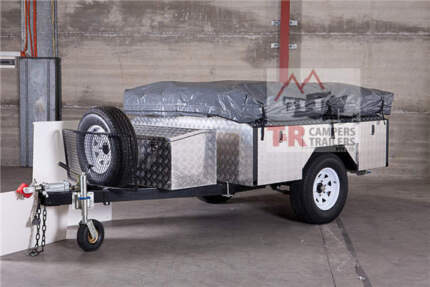 Price Drop now!!Brand New! 7ft*4ft off-road Camper Trailer  $5399 Archerfield Brisbane South West Preview