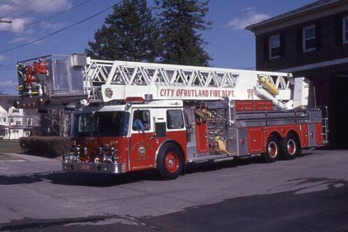 Rutland VT 1986 Duplex Grumman 95