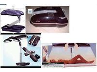 Philips sunmobile sunbed solarium - as new