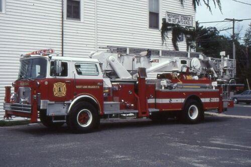 West Long Branch NJ 1990 Mack CF Baker 75