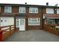 Three Bedroom Terraced House for Rent in The Britwell Odencroft Road Slough Berkshire SL2 2BU