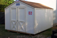 STORAGE SHED - WANTED