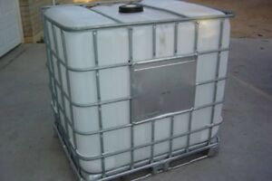 Fertilizer / Water Tank / Tote