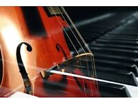 Piano and Cello lessons for all ages at your home.