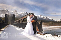 Banff Canmore licensed Wedding photographer PamDoyle