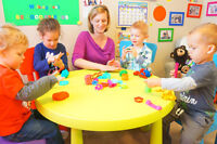 Childcare / Dayhome Full and Part time