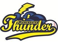 Manchester Thunder Softball team