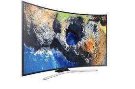 Samsung 55inch curved smart TV