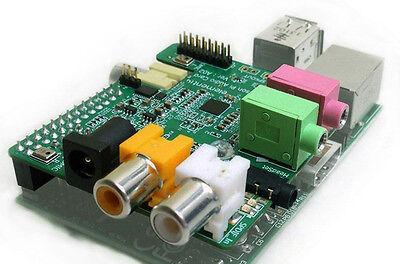 Raspberry Pi Wolfson Audio Sound Card