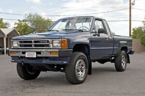 Looking for 1984-1988 Toyota Pickup for Parts!