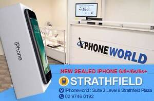 [SEALED BOX] IPHONE 6/6+/6S/6S+ WITH 1 YEAR WARRANTY Strathfield Strathfield Area Preview