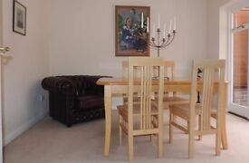 Home office / desk space available for hire during the day in this spacious property