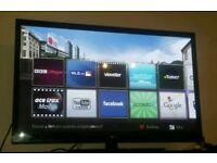 LG 50'' plasma tv _ free delivery