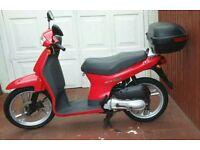 Honda city Express Moped