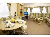 Mint Condition Family Holiday Home -Southerness - SITE FEES UNTIL 2018 -CALL US -SEA FRONT PITCH