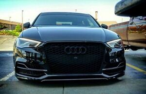 -NEW- Audi RS3 8V grill for A3 and S3 2012+ Kitchener / Waterloo Kitchener Area image 1