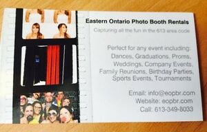 Wedding, Events, Birthday Party. Photo Booth!! Kingston Kingston Area image 4