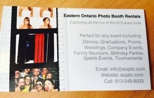 Wedding, Birthday Party, Event? You need a Photo Booth!! Cornwall Ontario image 6