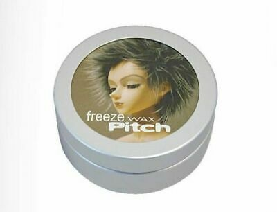 100ml Iljin Coni & Soii Freeze WAX Pitch Hair Strong Hold MADE IN KOREA