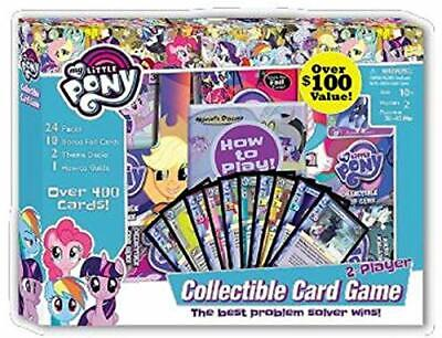My little Pony CCG Super Value Box - English NEU+OVP In Folie-over 400 Cards