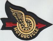 Winged Wheel Patch