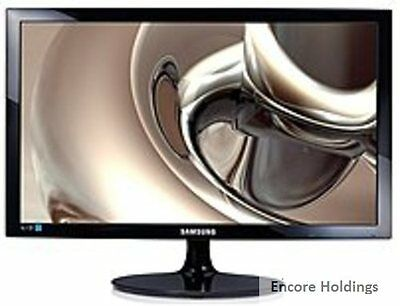 شاشة ليد جديد Samsung LS24D300HL 24-inch LED Monitor – 1080p (Full HD) – 700:1 – 5 ms – HDMI,