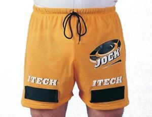 Itech Junior Hockey Jock Short Size S