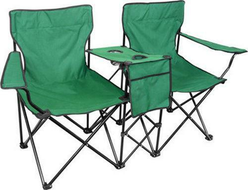 Double Camping Chair Ebay