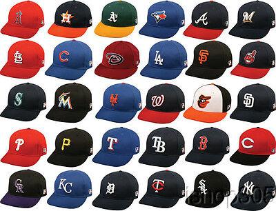 MLB Replica Youth Baseball Cap Various Team Trucker Hat Adjustable MLB Licensed