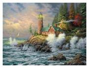 Thomas Kinkade Lighthouse Prints