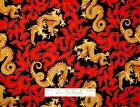 Dragon Cotton Fabric
